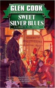 Sweet Silver Blues (Garrett Files)